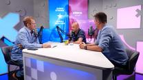 Jasna Strona Białej Gwiazdy. Adrian Gula przeklął po polsku w programie. Chodziło o kwestię budowy składu.Wideo