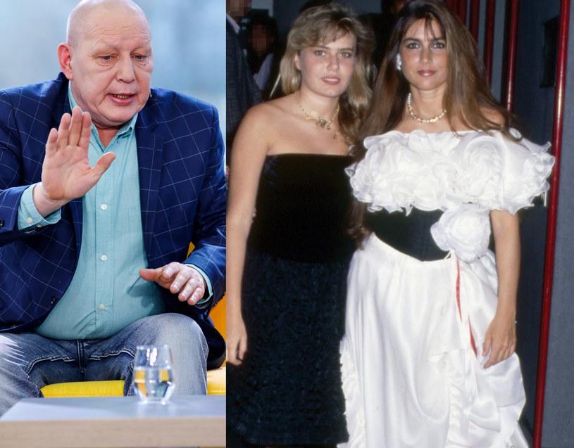 Jasnowidz Jackowski zaangażował się w poszukiwanie córki Al Bano i Rominy Power (na zdjęciu po prawej Romina Power i Ylenia, 1991 rok)? /Krzysztof Kuczyk/FARABOLAFOTO/EAST NEWS /Agencja FORUM