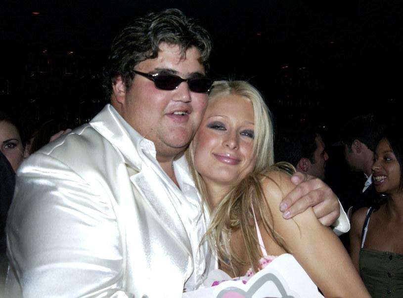 Jason Davis z Paris Hilton /Jeff Vespa/WireImage /Getty Images