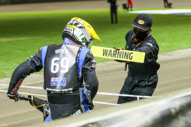 Jason Doyle w Grand Prix /Newspix