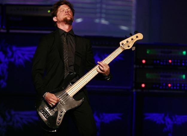 Jason Newsted zagra w Polsce ze swoim nowym zespołem - fot. Michael Loccisano /Getty Images/Flash Press Media
