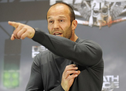 Jason Statham Dzikim Zachodzie? /AFP