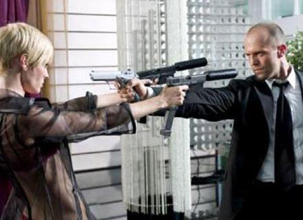 Jason Statham jako Frank Martin /materiały dystrybutora