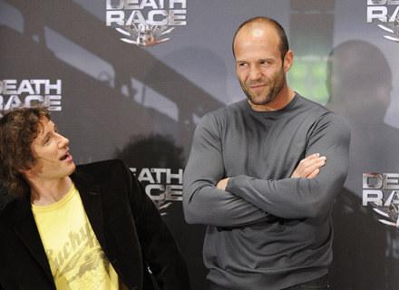 Jason Statham ponownie zagra w kinie akcji /AFP