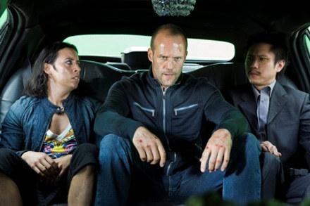 """Jason Statham w """"Adrenalinie 2"""" /materiały dystrybutora"""
