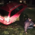 Jastrzębie-Zdrój: Naczelnik wracając z pracy złapał pijanego kierowcę
