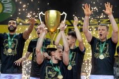 Jastrzębski Węgiel mistrzem Polski!