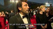 """Javier Bardem gra w """"Skyfall"""" czarny charakter"""