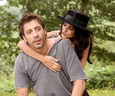 "Javier Bardem i Penelope Cruz w filmie ""Vicky Christina Barcelona"""