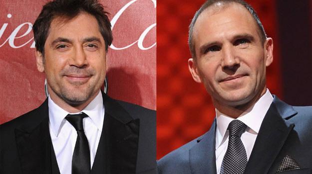 """Javier Bardem i Ralph Fiennes dołączyli do obsady """"Bonda 23"""" /Getty Images/Flash Press Media"""