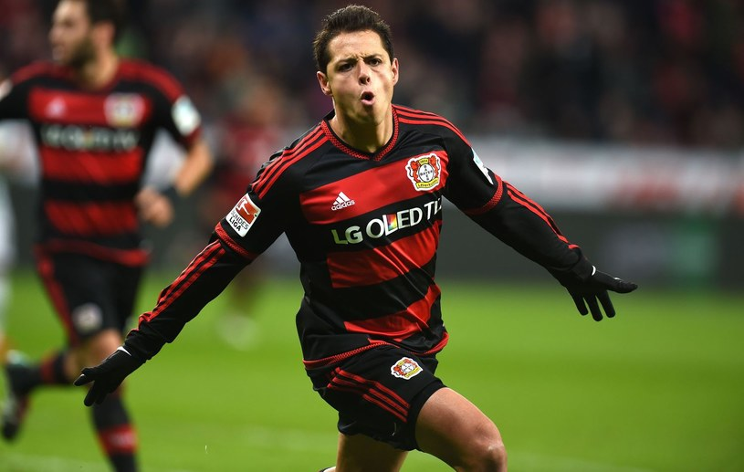 Javier Hernandez (Bayer Leverkusen) /AFP