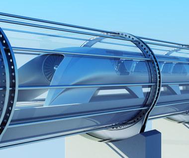 Jaworzno chce udostępnić teren pod tor testowy hyperloopa
