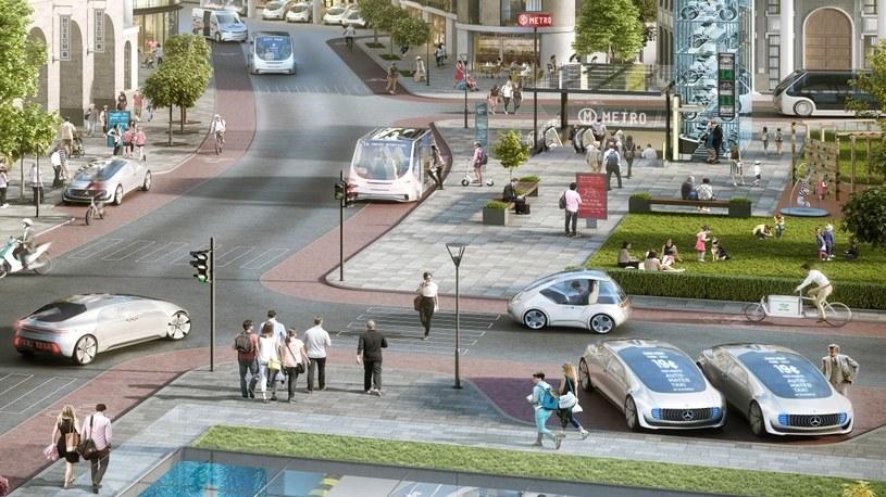 Jaworzno stawia na kolej Hyperloop i autonomiczną komunikację miejską /Geekweek