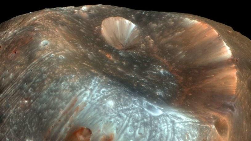 JAXA planuje misję na Fobosa, jeden z księżyców Marsa /materiały prasowe