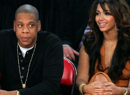 Jay-Z i Beyonce Knowles - fot. Ethan Miller /Getty Images/Flash Press Media