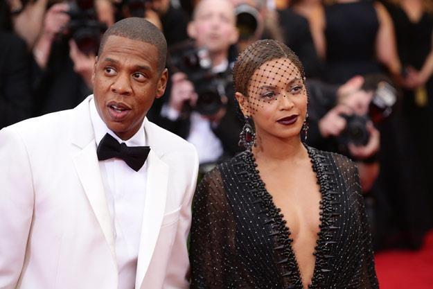 Jay Z i Beyonce: Miłość na pokaz? (fot. Neilson Barnard) /Getty Images