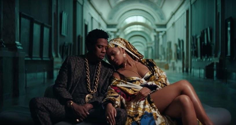 "Jay-Z i Beyonce w ""Apeshit"" /"