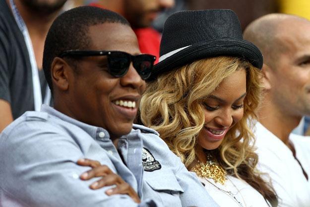 Jay-Z i Beyonce: Warto być dobrym ojcem fot. Clive Brunskill /Getty Images/Flash Press Media