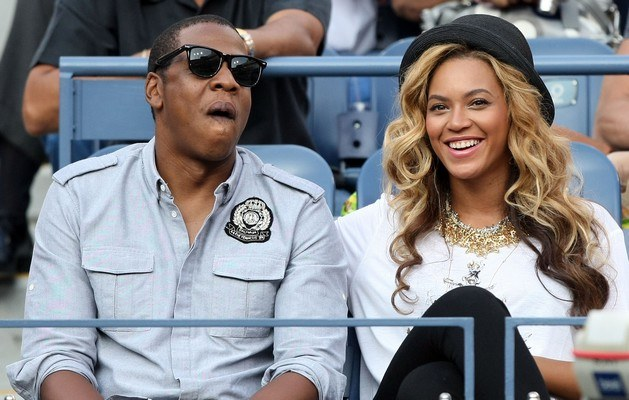 Jay-Z i Beyonce /Al Bello /Getty Images