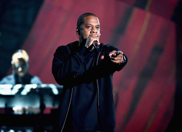 Jay-Z na scenie - fot. Theo Wargo /Getty Images