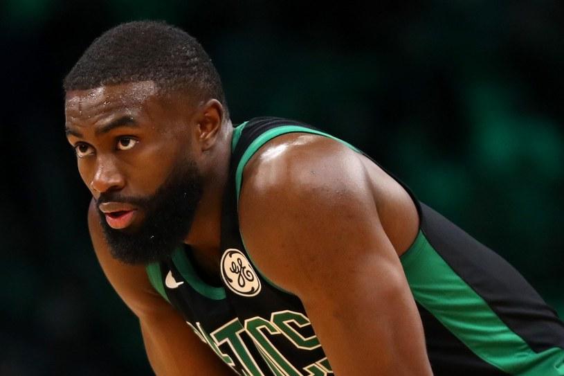 Jaylen Brown z Boston Celtics /AFP