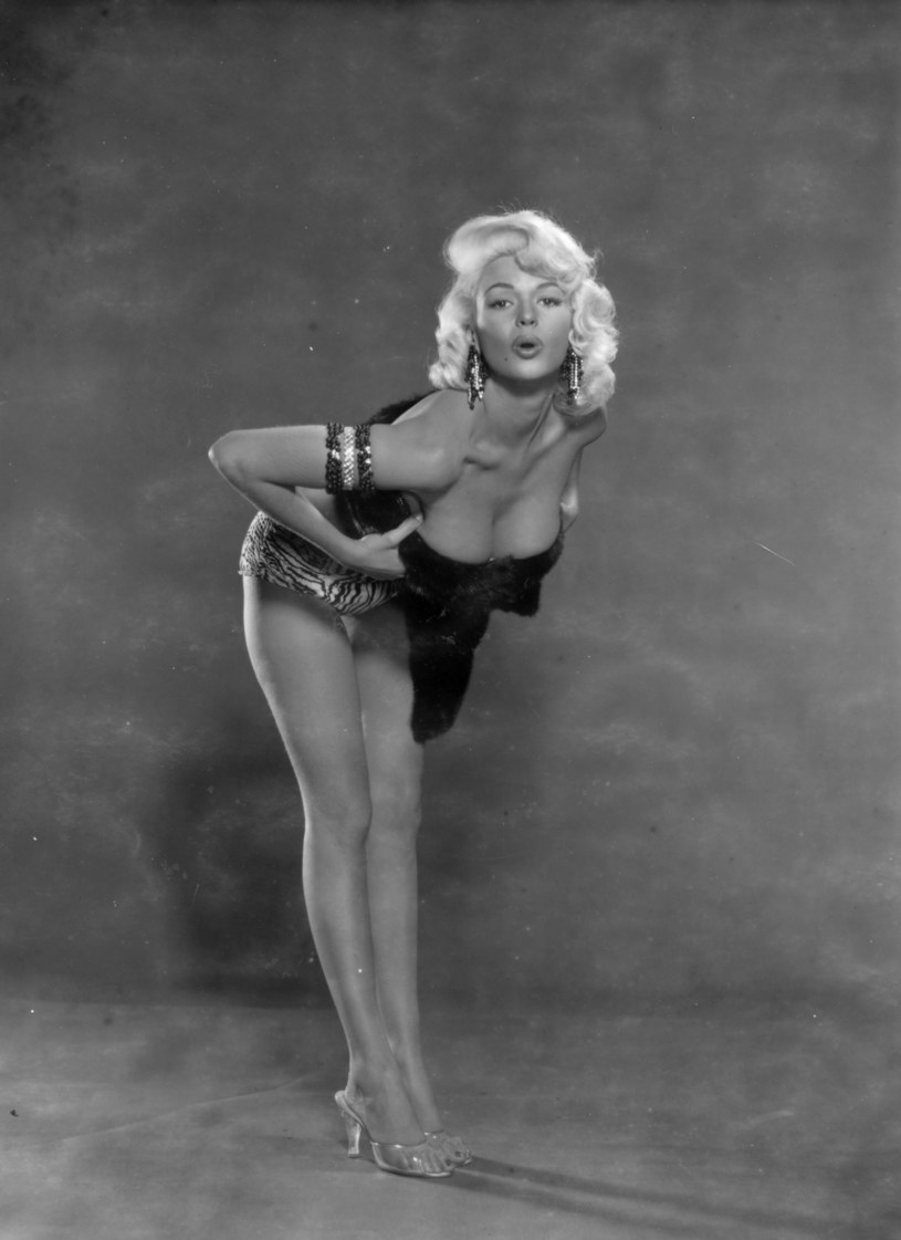 Jayne Mansfield /Hulton Archive /Getty Images