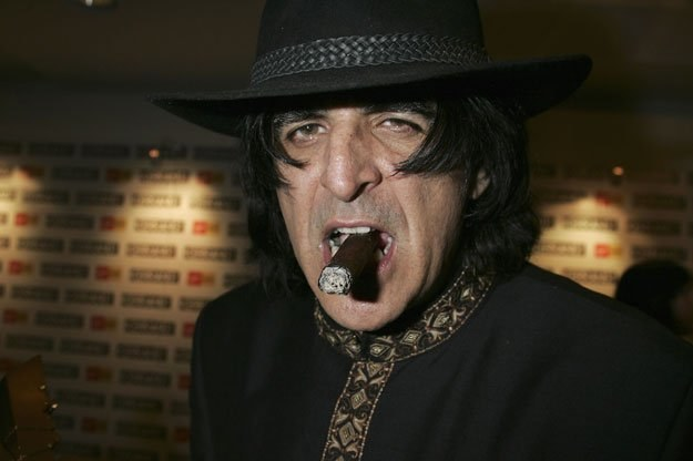 Jaz Coleman (Killing Joke) fot. Jo Hale /Getty Images/Flash Press Media