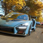 Jazda jesienią w nowym gameplayu z gry Forza Horizon 4