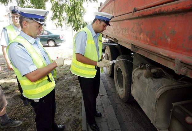 Jazda na nielegalnym paliwie to przestępstwo / Fot: Sebastian Wolny /Agencja SE/East News
