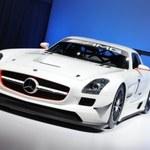 Jazdy próbne nowym Mercedesem SLS AMG