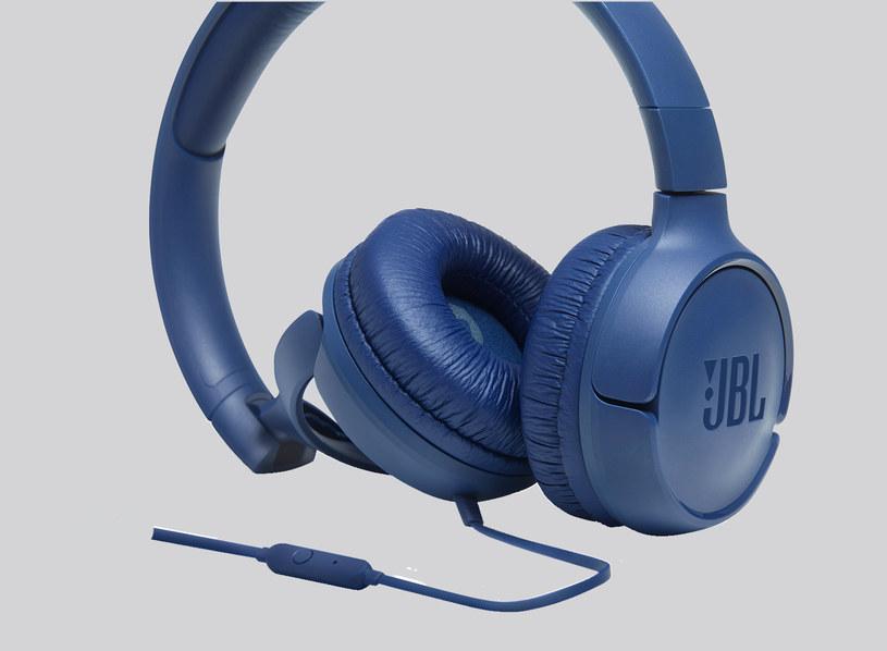 JBL Tune 500 /materiały prasowe