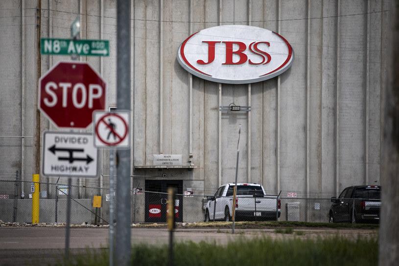 JBS USA padł w czerwcu ofiarą wielkiego ataku /AFP