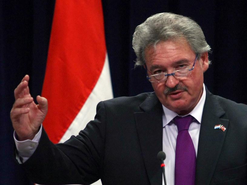 Jean Asselborn, minister spraw zagranicznych Luksemburga /AFP