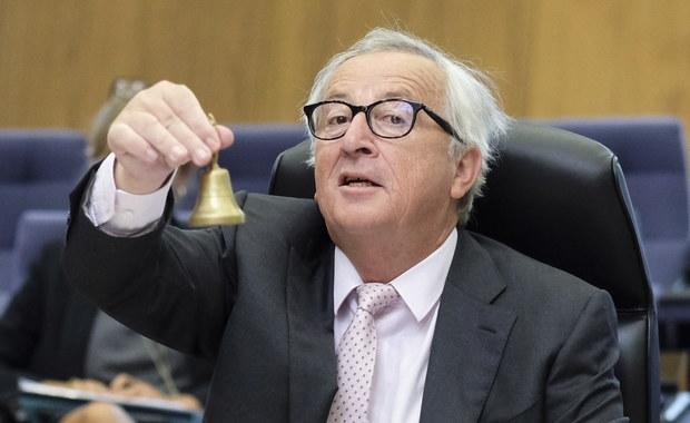 Jean-Claude Juncker chwali Polskę. I wspomina o artykule 7