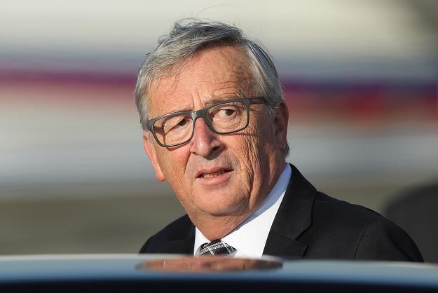 Jean-Claude Juncker. Fot. Sean Gallup /Getty Images/Flash Press Media