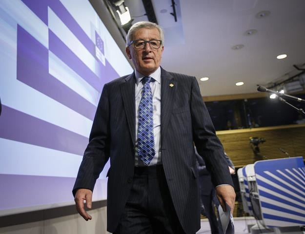 Jean-Claude Juncker, szef Komisji Europejskiej /EPA