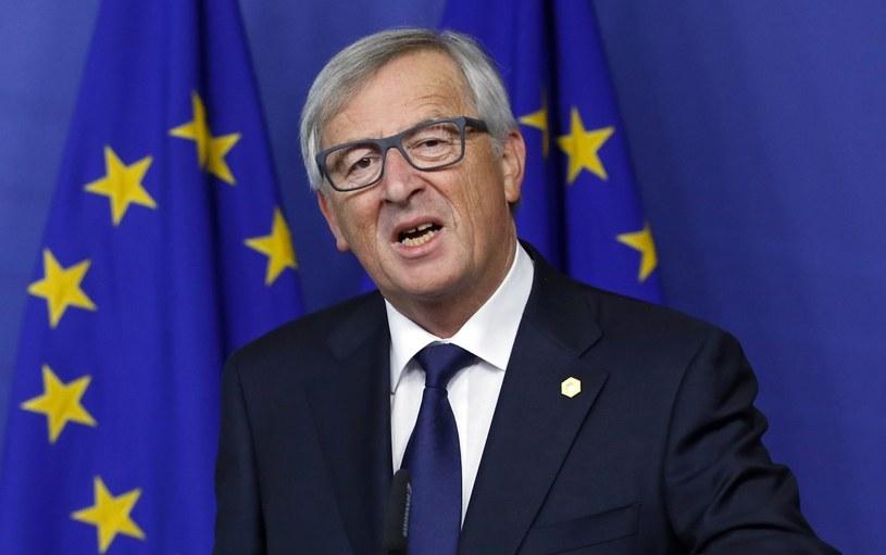 Jean-Claude Juncker /PAP/EPA