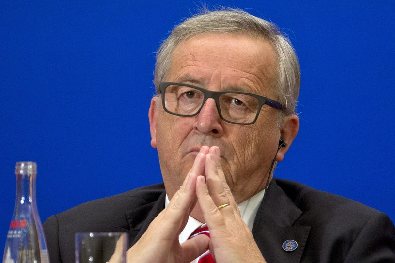 Jean-Claude Juncker /NG HAN GUAN/AFP /East News