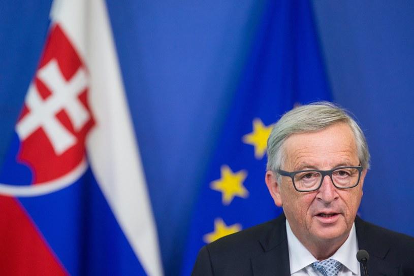 Jean-Claude Juncker /EPA