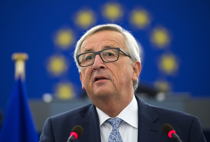 Jean-Claude Juncker /AFP PHOTO / PATRICK HERTZOG /East News