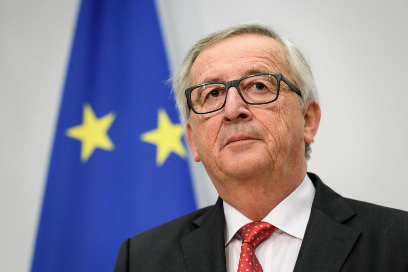Jean-Claude Juncker /FABRICE COFFRINI /AFP