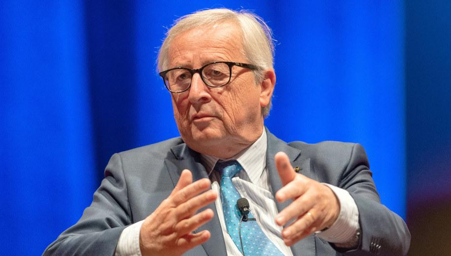 Jean-Claude Juncker /Patrick Seeger  /PAP/EPA