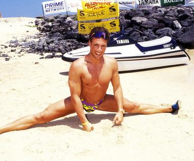 Jean-Claude Van Damme: Epicki szpagat