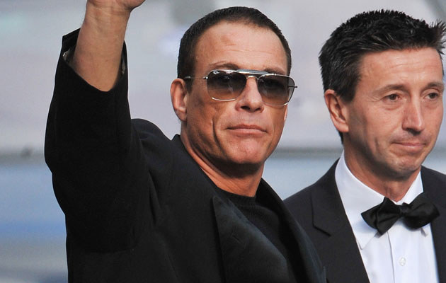 Jean Claude Van Damme, fot. Francois Durand   /Getty Images/Flash Press Media