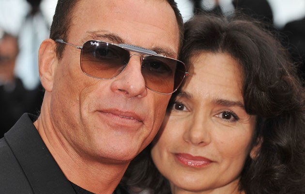 Jean-Claude van Damme i Gladys Portugues rozwodzą się! /Pascal Le Segretain /Getty Images