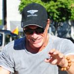 Jean Claude Van Damme i jego dziwne zachowanie na ulicy! O co mu chodziło?