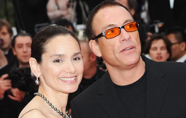 Jean-Claude van Damme i jego żona chcieli wziąć rozwód /Michael Buckner  /Getty Images