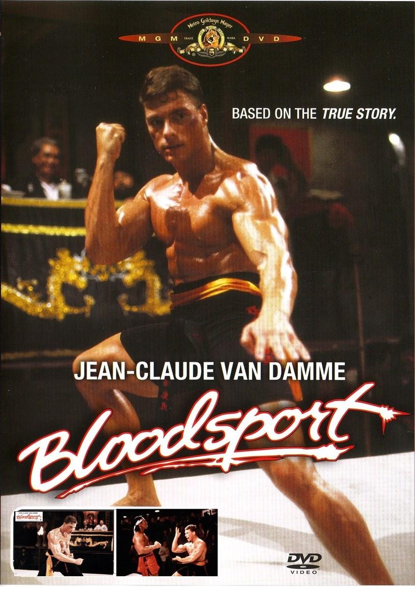"""Jean-Claude Van Damme zagrał główną rolę w """"Krawym sporcie"""" /Internet"""