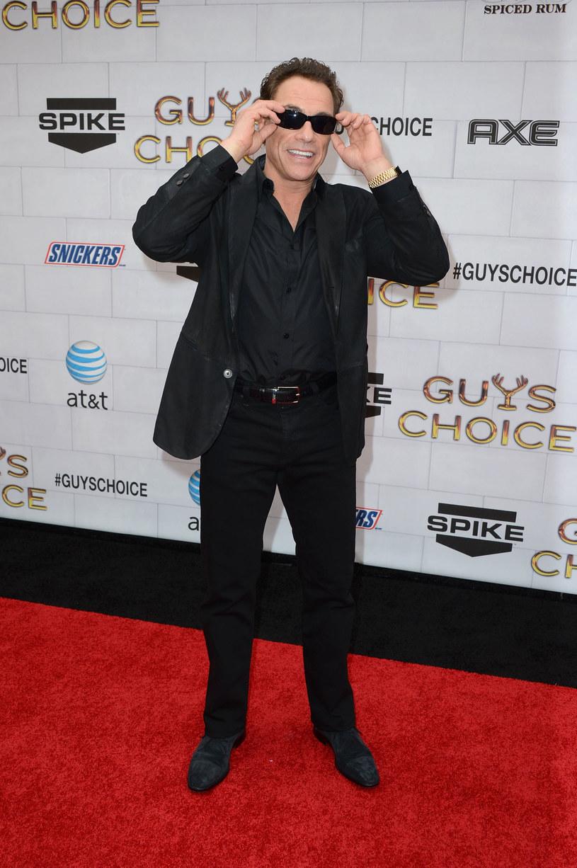 Jean-Claude Van Damme /Frazer Harrison /Getty Images
