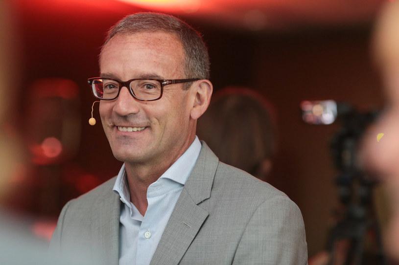 Jean-François Fallacher. Fot. Marek Wiśniewski FORUM /Agencja FORUM